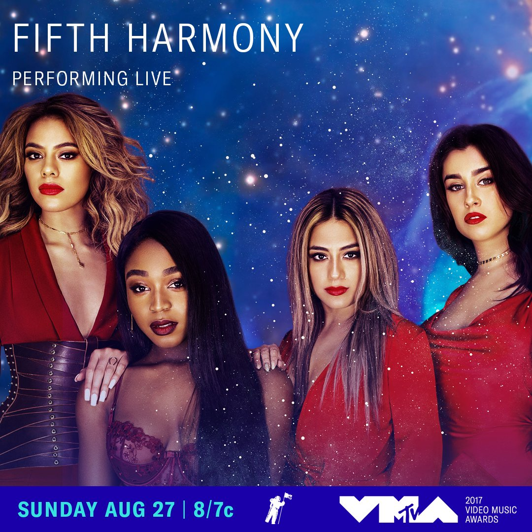 They heard you Harmonizers. See you on 8/27, @vmas �� https://t.co/k00aeV9ZLM