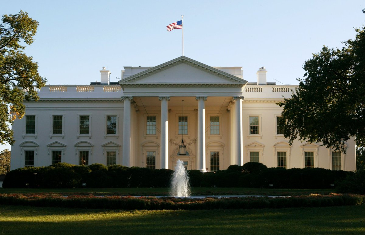 The White House is getting a makeover while Donald Trump is on vacation