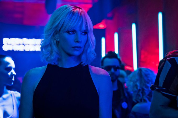Happy Birthday to Charlize Theron!  What\s your favourite film of hers?
