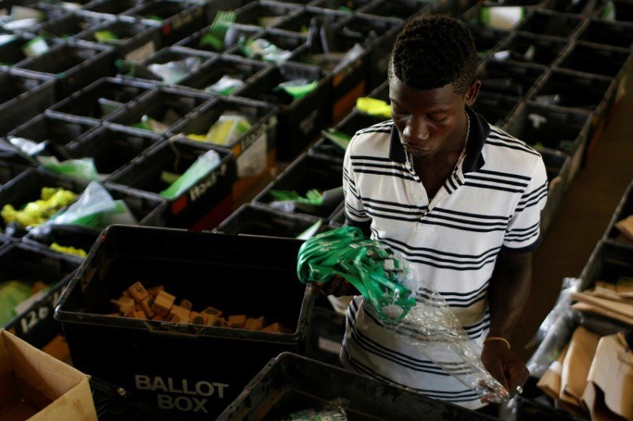 Kenyans hoard food and water on fears election may become violent