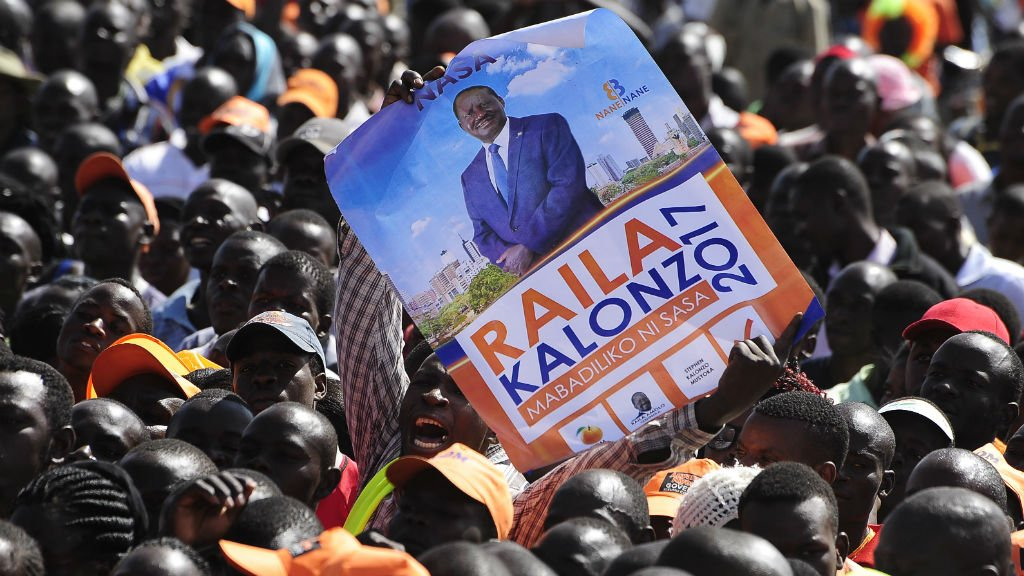 Fears of violent aftermath as Kenya goes to the polls