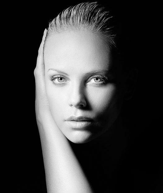 Happy Birthday Charlize Theron   ©Andrew McPherson