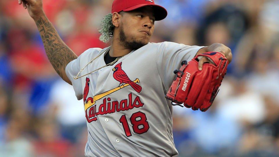 Carpenter homers as Cardinals beat Royals 11-3