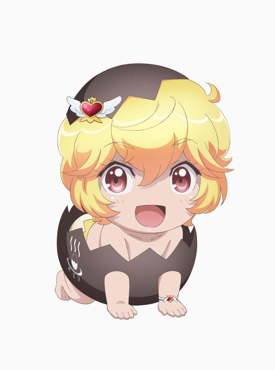 【お知らせ】OVA劇場公開を記念して、「箱根」とのコラボが決定しました!!温泉コラボ恒例のご当地SDを先行公開します。続