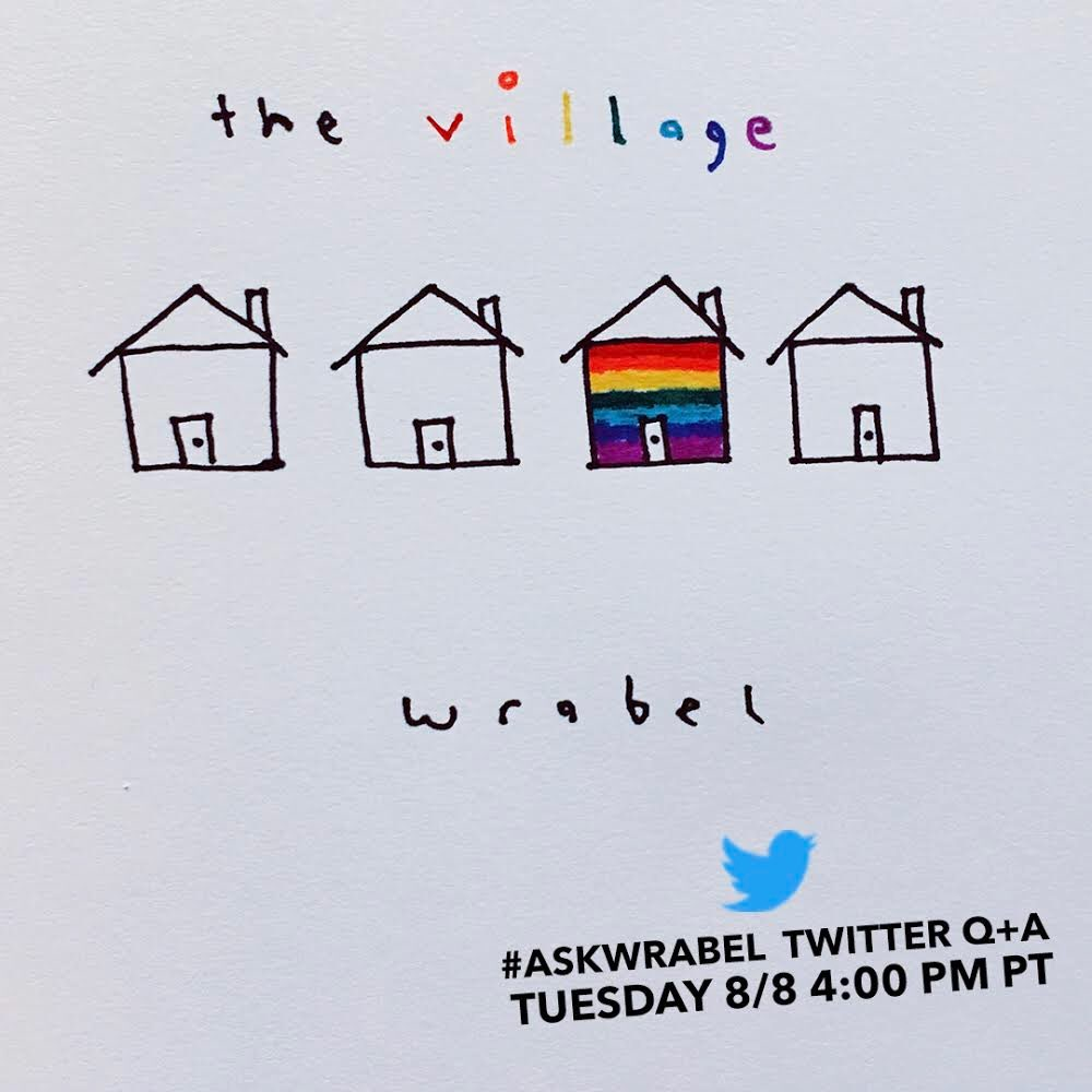 ' the village ' is the closest thing to my heart .  let's talk about it ?  tmrw ?  <3 https://t.co/0DUUvaL3sD