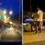 1 killed and 4 injured in Woodlands accident: Car driver arrested