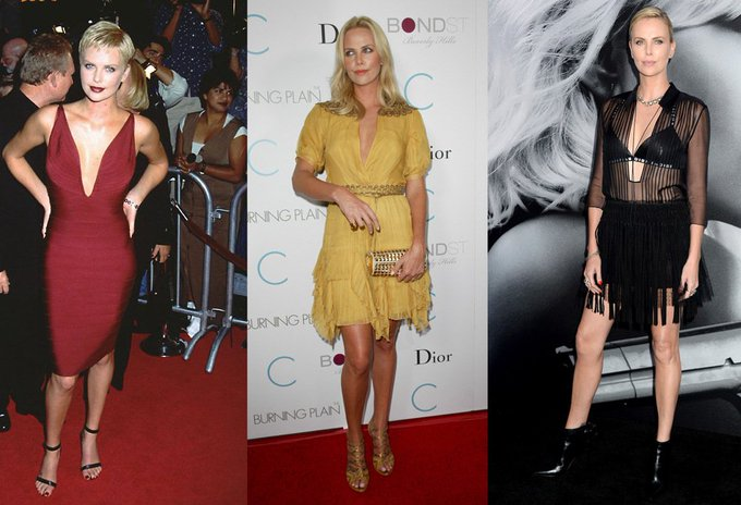 Happy 42nd Birthday, See how her red carpet style has changed: