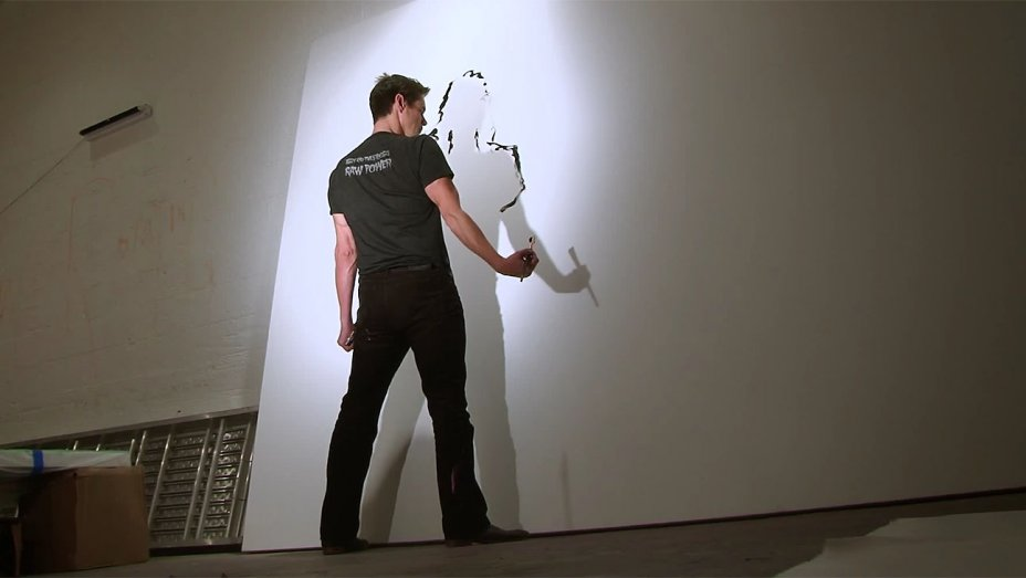 Jim Carrey shocks viewers with his amazing art talents in mini documentary