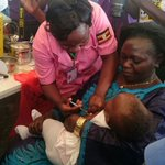 Measles outbreak in Kampala and Wakiso
