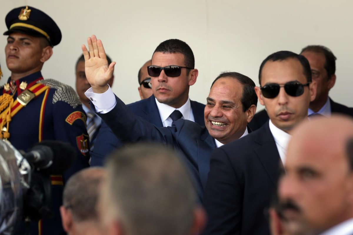 A strong Egypt, as Trump knows, is a strong Middle East | Opinion