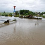 Typhoon Noru deluge prompts evacuation orders in Shiga and Fukui