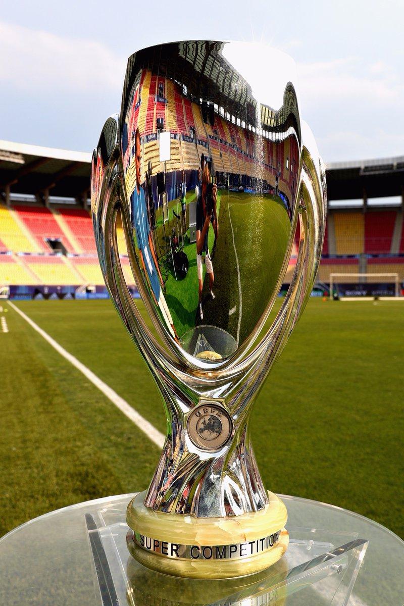 #UEFASuperCup