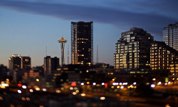 Seattle-area home prices surge more than $100,000 in one year