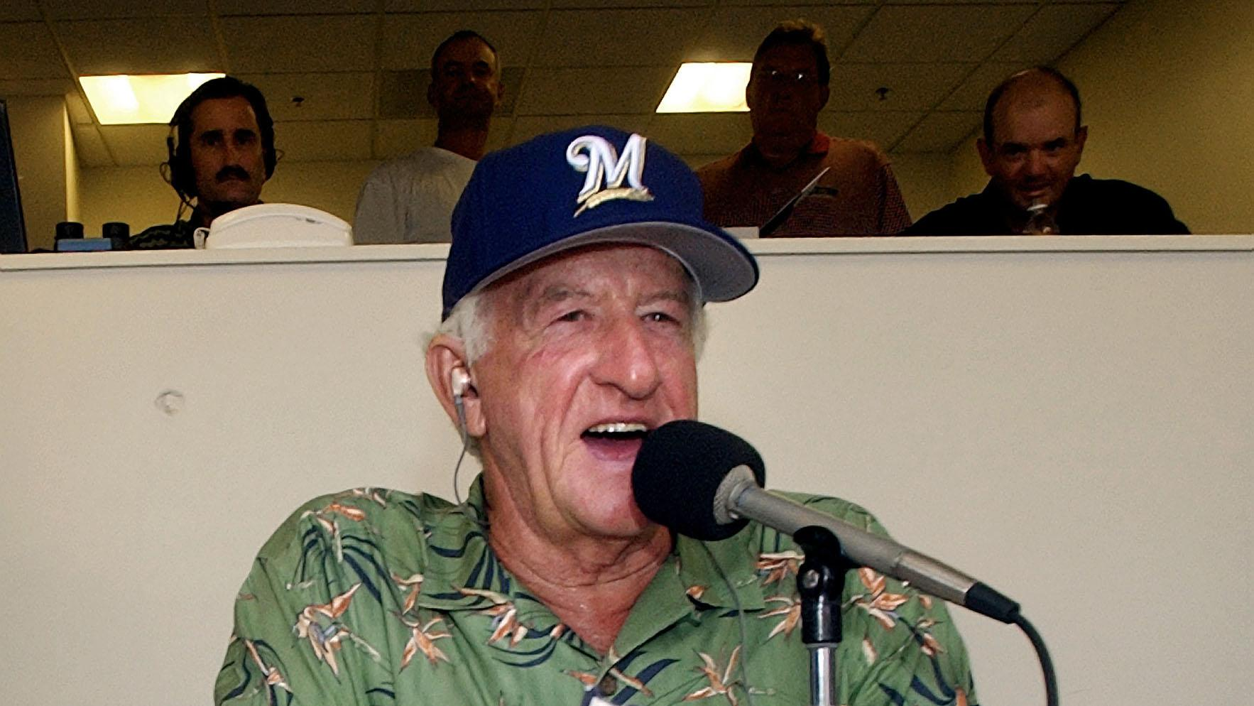Get your fix of life advice with the @Brewers' Bob Uecker Magic 8-Ball giveaway. https://t.co/vZGxEilEAJ https://t.co/p4odgK3paq