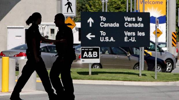Americans crossing into Canada carrying guns with 'alarming frequency'