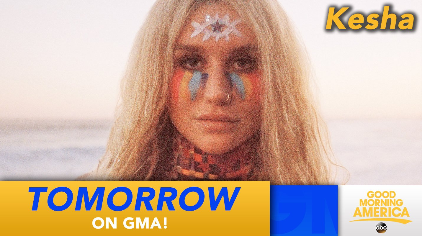 TOMORROW: Don't miss @KeshaRose LIVE in Times Square! https://t.co/BifVQqLgAp