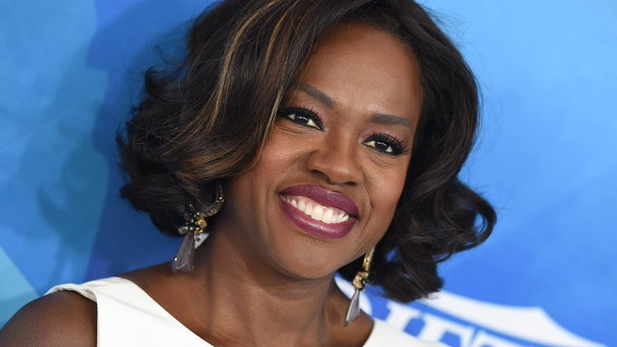 Happy birthday, Viola Davis