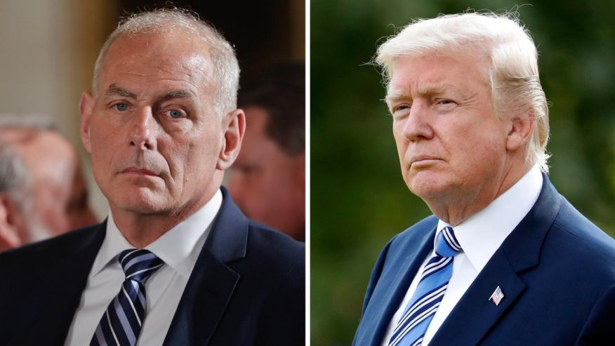 Trump's generals: President turns to military men for counsel, order  via @foxnewspolitics
