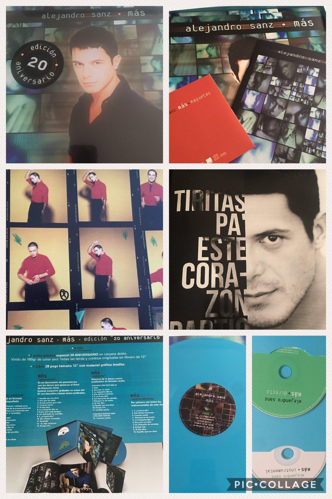 #RedUSA #AlejandroSanz #Más #20años #Colección Alejandro Sanz @ASanz_USA https://t.co/APPrdYEiHX