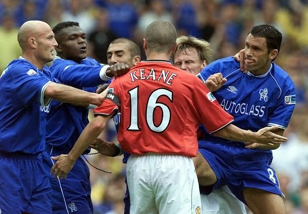 Happy Birthday to Irish hard man Roy Keane.