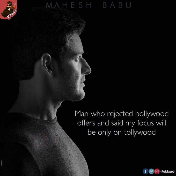 Happy birthday thalaivar superstar mahesh babu sir