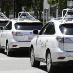 No that wasn't a driverless car driving around Washington