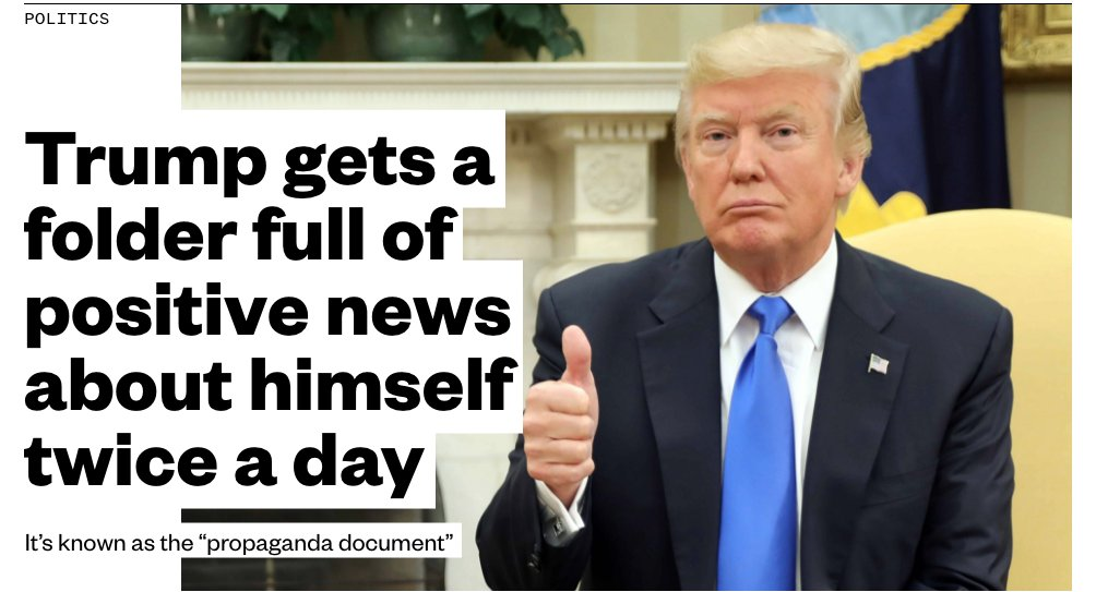 .@AlxThomp finds out about the folder the president is given every day. No. Not that one: https://t.co/QmKvIceIlG https://t.co/c8lTP8o0gW