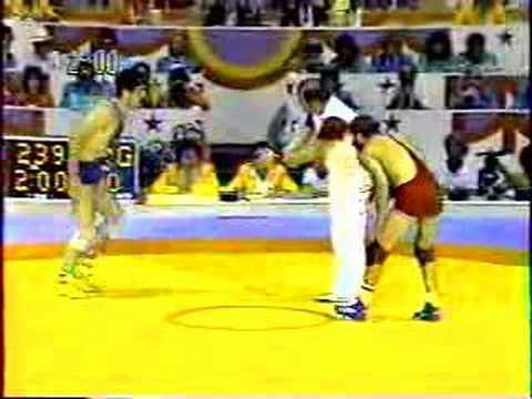 Throwback to the 1984 Olympics