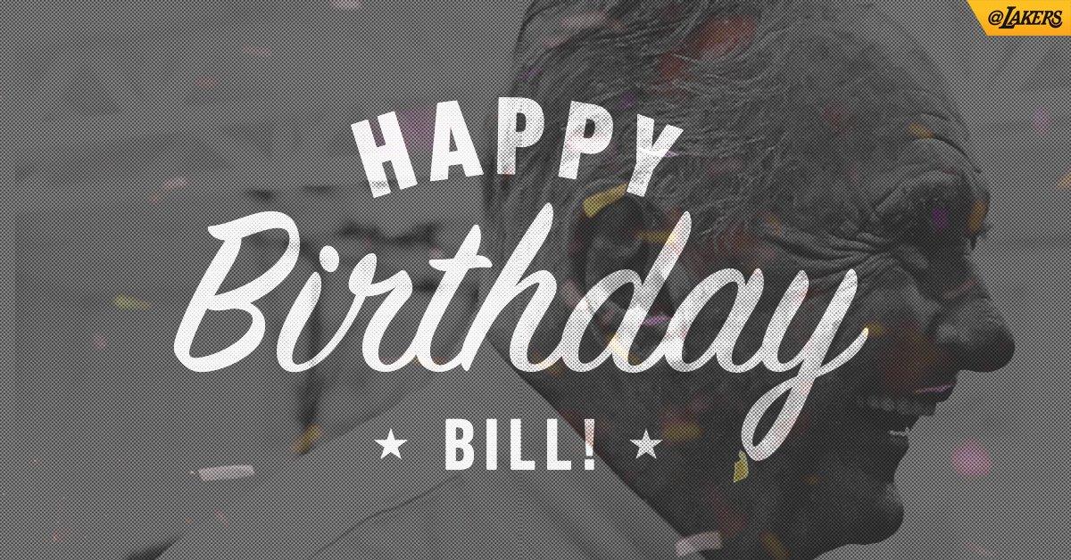 Join us in wishing legendary coach Bill Bertka a happy 90th today!! ������������ https://t.co/E64lxw13zu