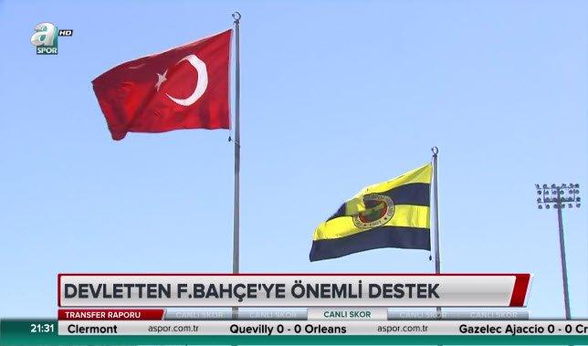 Fenerbahçeye