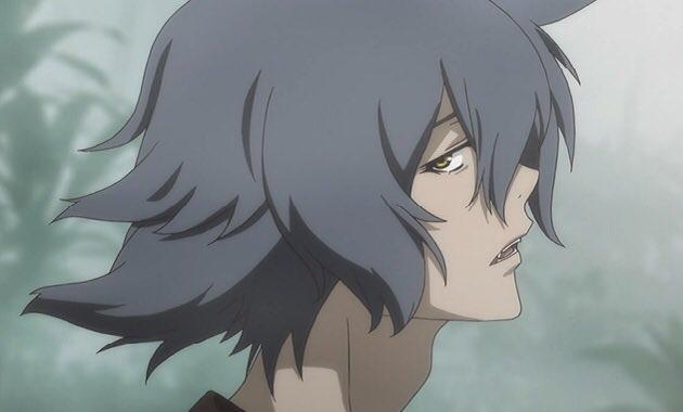 18、六花の勇者♡ハンスハンスくん♡殺し屋さんのハンスくん。たまに見せる顔がかっこいい(> <。)♡特に目が