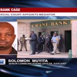 BOU-Sudhir case: Mediator named in Crane Bank case