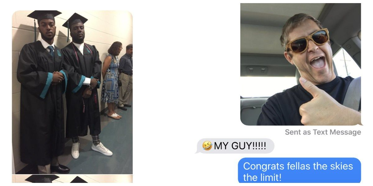 CCU grad accidentally texts Columbia real estate agent, social media loves response