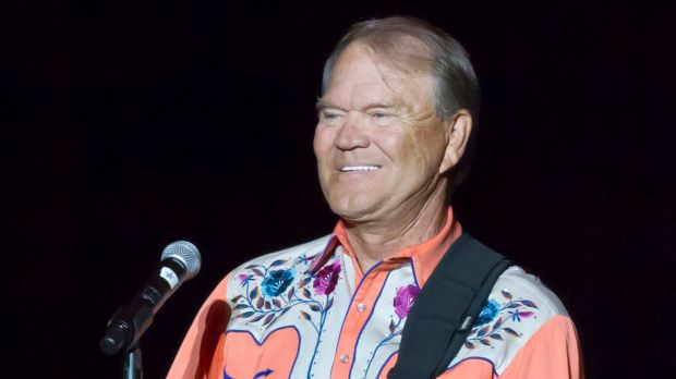 Legendary country singer Glen Campbell has died, aged 81