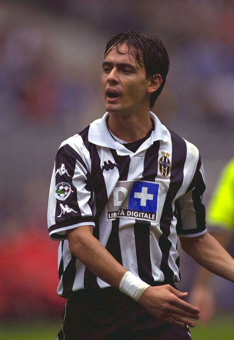 Happy birthday to former Juventus striker Filippo Inzaghi, who turns 44 today.  Games: 165 Goals: 89 : 3