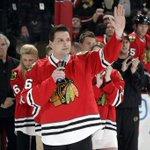 Blackhawks analyst Eddie Olczyk announces he has colon cancer