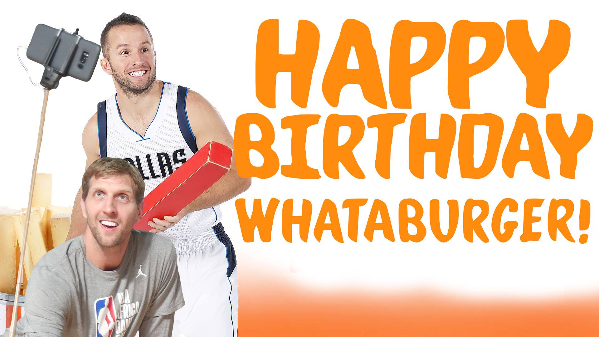 Happy Birthday to our friends at @Whataburger! ������ https://t.co/n7pJigXR82