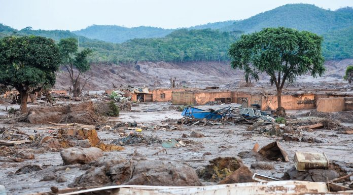 Federal Judge Suspends Criminal Charges in Brazil's Mariana Dam Burst