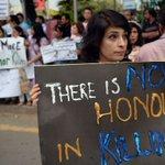 Pakistan couple slain at wedding in 'honour killing'