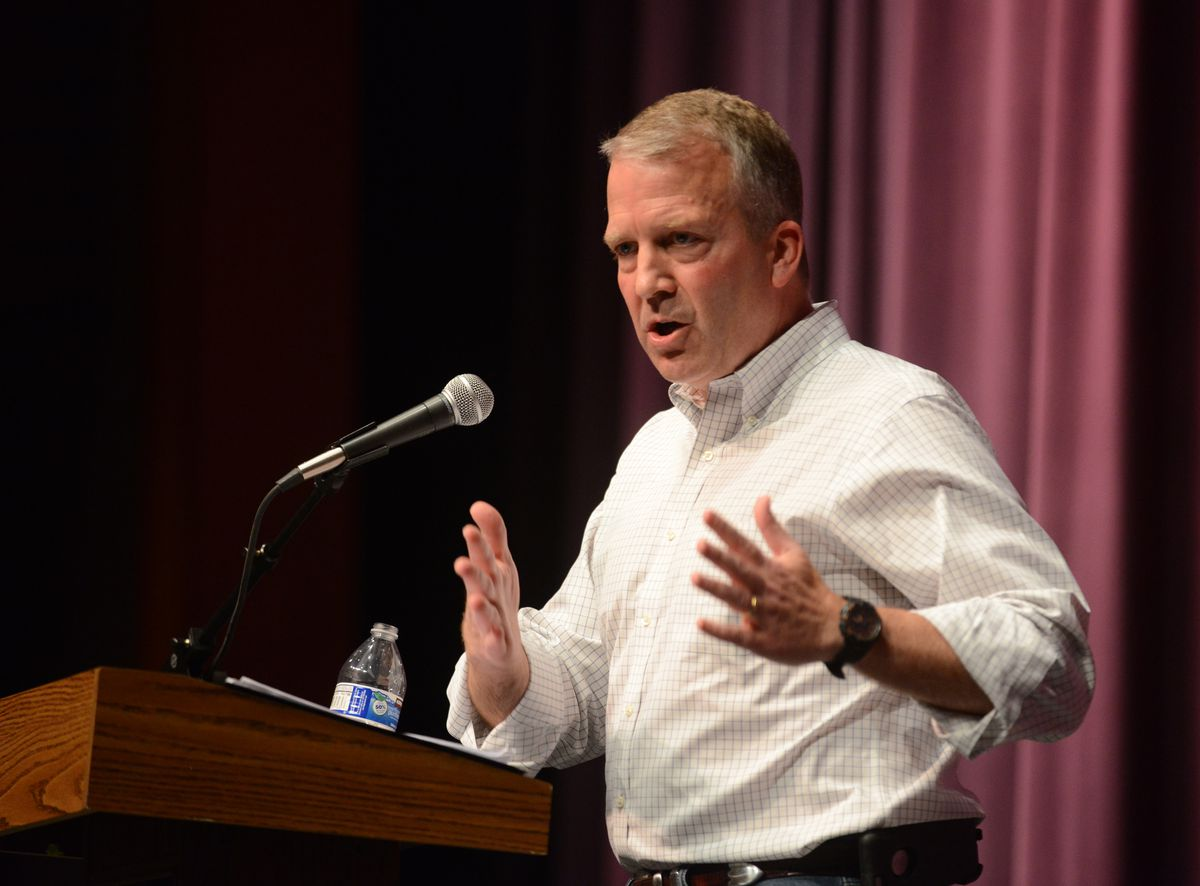 Sen. Dan Sullivan wants Congress to see domestic violence as a nonpartisan issue