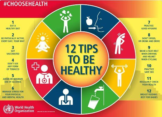 test Twitter Media - How many of these 12 tips to be healthy do you follow? #chooseHealth https://t.co/mcAV1zfHdX https://t.co/acOG3fDhZa