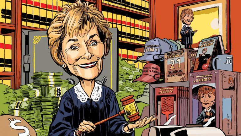 Judge Judy sells her library back to CBS in massive deal