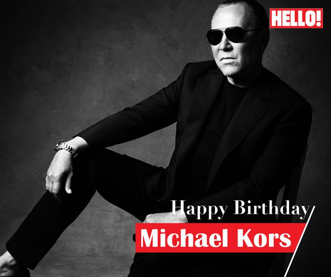 HELLO! wishes Michael Kors a very Happy Birthday