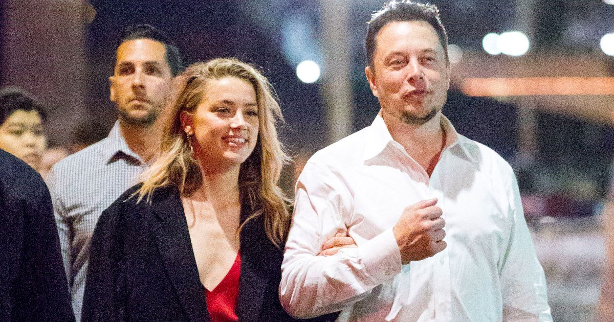 Amber Heard Speaks Out on Split from Elon Musk: We 'Care Deeply for One Another and Remain Close'