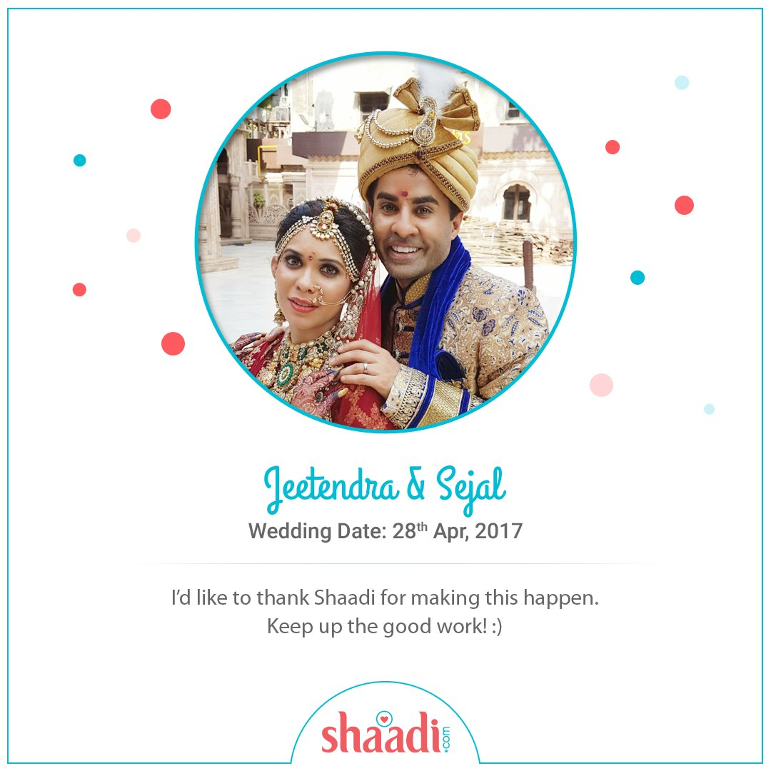test Twitter Media - #Shaadi Success Story: Your special someone is out there waiting for you. Go look for them! https://t.co/L4Tn7A0wYD