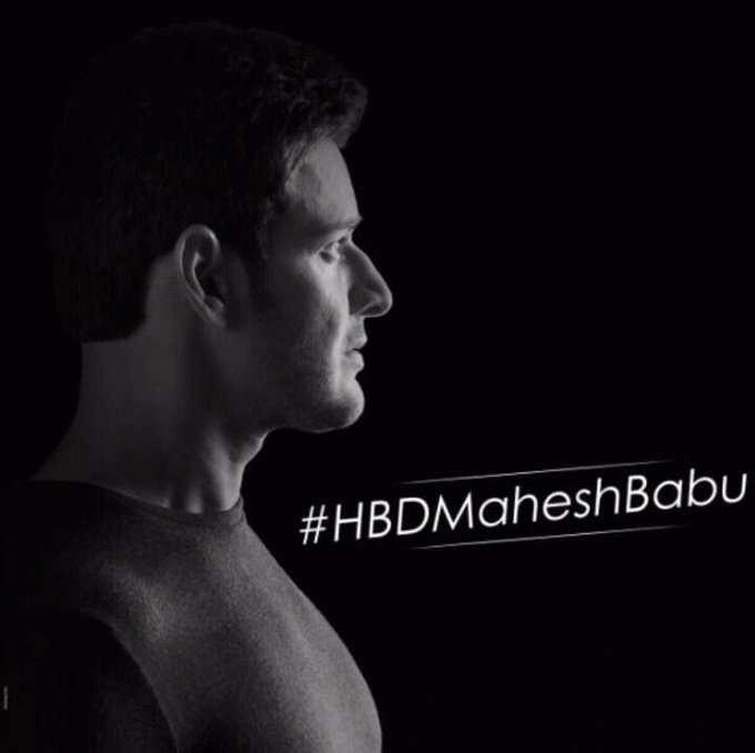 Happy birthday to this hottie :) Wishing Mahesh Babu a happy happy birthday.