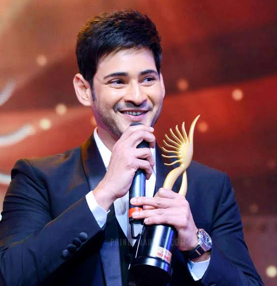 Wish you a very happy birthday   Cute and Lovely smile face  Mahesh Babu