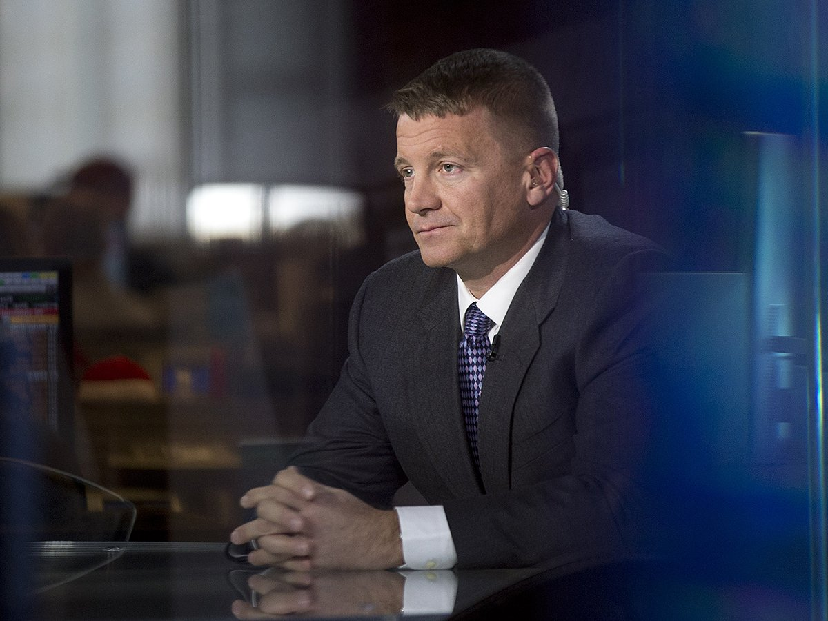 Inside Erik Prince's proposal to outsource the war in Afghanistan
