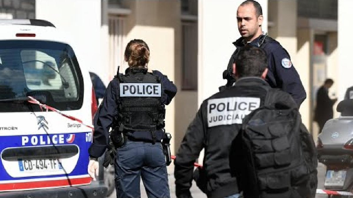 ?? France: Police arrest suspect who rammed soldiers after shootout