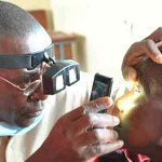 Eye diseases on the decline, expert says